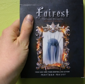 Book review: Fairest: Levana's Story