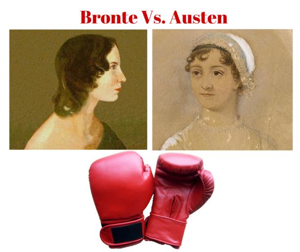 Bronte Vs. Austen