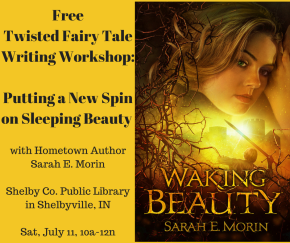Free Twisted Fairy Tale Workshop Saturday
