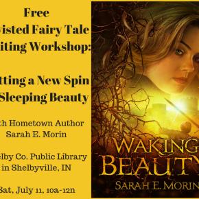 Free Twisted Fairy Tale WorkshopSaturday