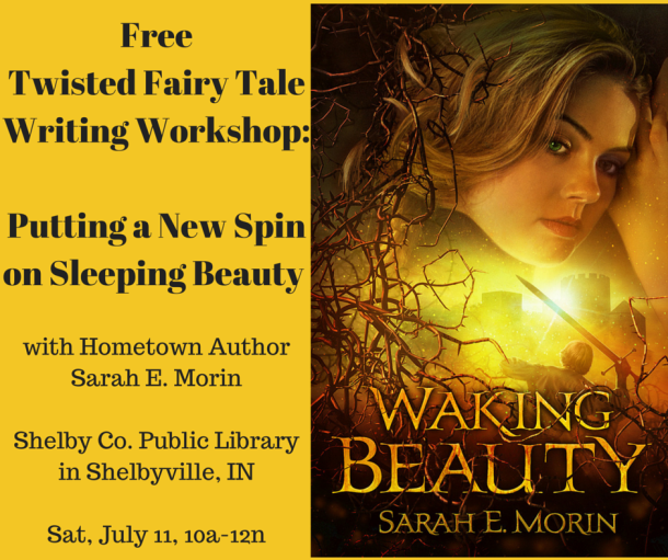 Free Twisted Fairy Tale Workshop - Shelby