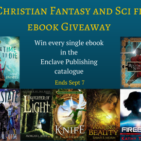Giveaway: Enough ebooks to last a year!