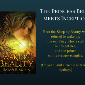 Leave a Comment and Win a Copy of Waking Beauty