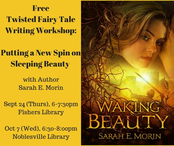 Free Twisted Fairy Tale Workshop - HEPL