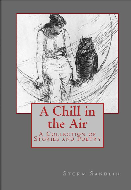 Storm Sandlin A chill in the air book cover