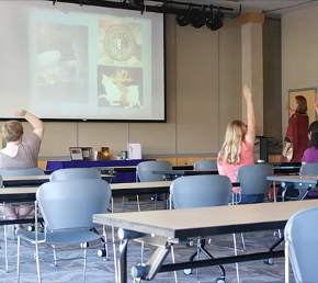 Video Clip from Twisted Fairy Tale WritingWorkshop