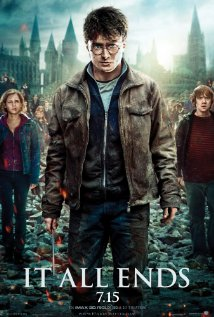 Harry Potter final movie poster