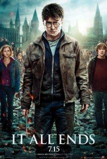 Harry Potter final movie poster