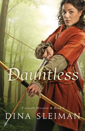 Free on Kindle today – Dauntless