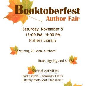 Booktoberfest at Fishers Library