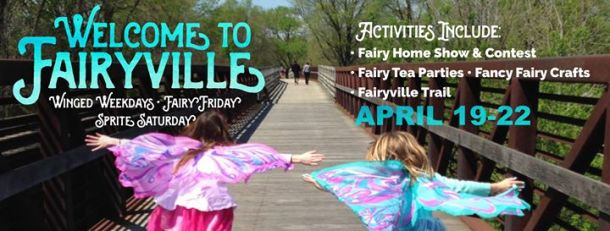 Fairyville banner