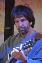 John Gilmore, musician and founder of Logan Street Sanctuary