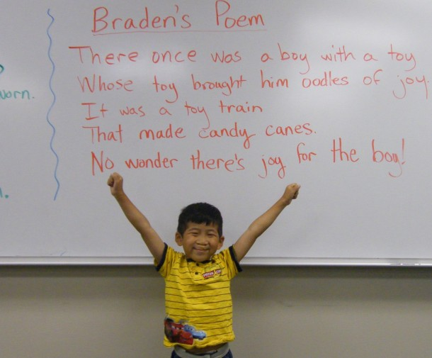 Braden's poem