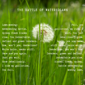The Battle ofWateredlawn