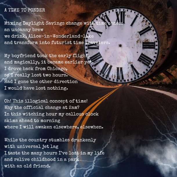 A TIME TO PONDER 3